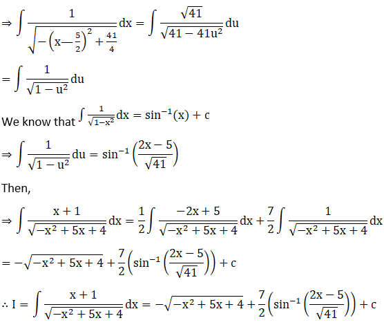 RD Sharma Solutions for Class 12 Maths Chapter 19 Indefinite Integrals Image 367