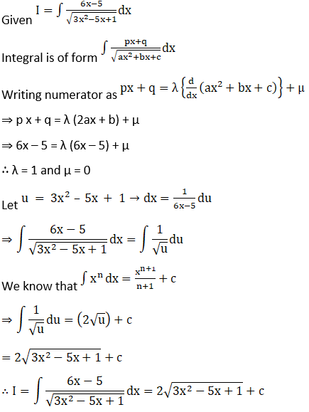 RD Sharma Solutions for Class 12 Maths Chapter 19 Indefinite Integrals Image 369