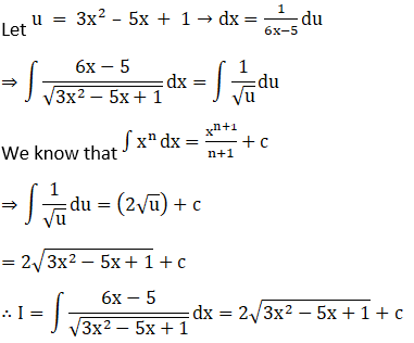 RD Sharma Solutions for Class 12 Maths Chapter 19 Indefinite Integrals Image 370