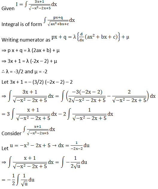 RD Sharma Solutions for Class 12 Maths Chapter 19 Indefinite Integrals Image 372