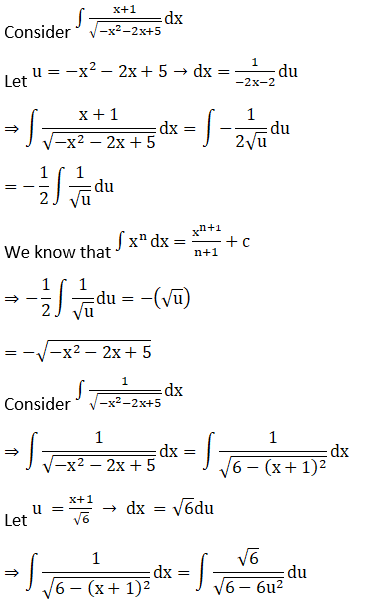 RD Sharma Solutions for Class 12 Maths Chapter 19 Indefinite Integrals Image 373