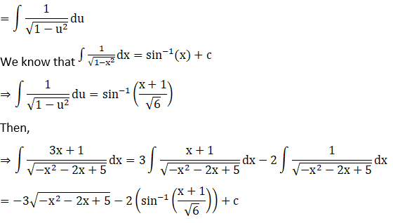 RD Sharma Solutions for Class 12 Maths Chapter 19 Indefinite Integrals Image 374