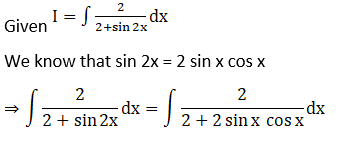 RD Sharma Solutions for Class 12 Maths Chapter 19 Indefinite Integrals Image 381