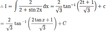 RD Sharma Solutions for Class 12 Maths Chapter 19 Indefinite Integrals Image 383