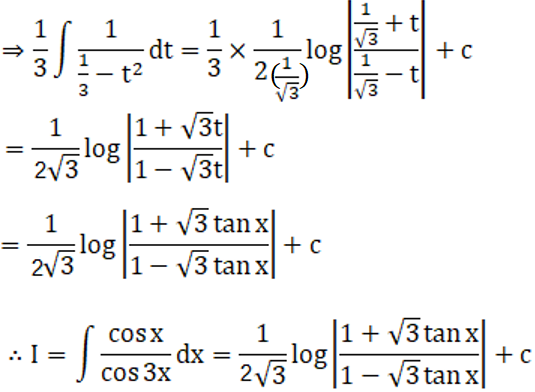 RD Sharma Solutions for Class 12 Maths Chapter 19 Indefinite Integrals Image 386