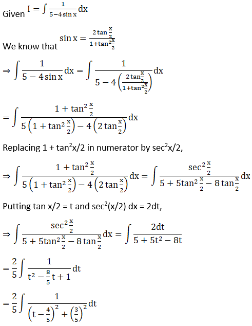 RD Sharma Solutions for Class 12 Maths Chapter 19 Indefinite Integrals Image 392