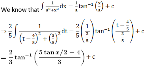 RD Sharma Solutions for Class 12 Maths Chapter 19 Indefinite Integrals Image 393