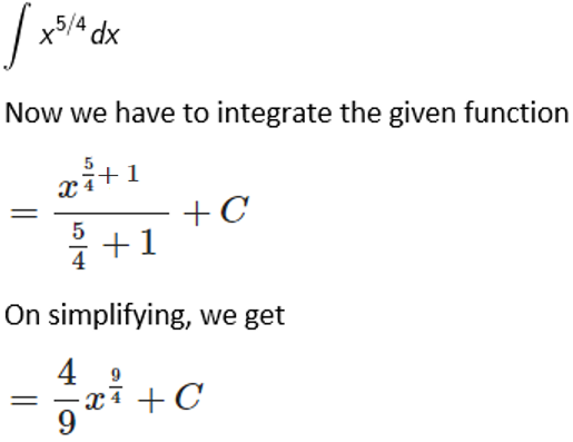 RD Sharma Solutions for Class 12 Maths Chapter 19 Indefinite Integrals Image 4