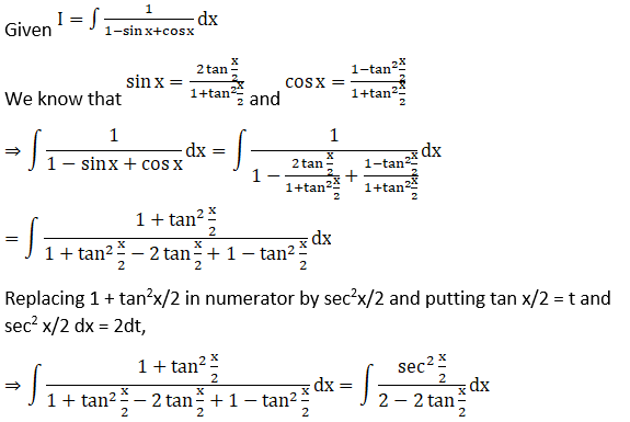RD Sharma Solutions for Class 12 Maths Chapter 19 Indefinite Integrals Image 401