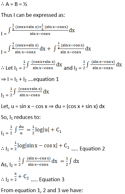 RD Sharma Solutions for Class 12 Maths Chapter 19 Indefinite Integrals Image 405