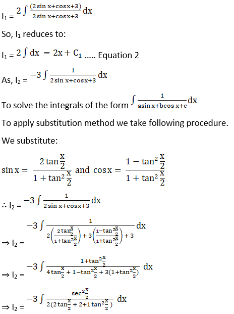 RD Sharma Solutions for Class 12 Maths Chapter 19 Indefinite Integrals Image 415