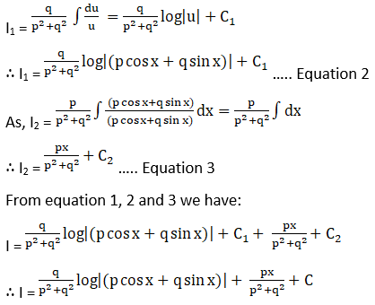 RD Sharma Solutions for Class 12 Maths Chapter 19 Indefinite Integrals Image 422