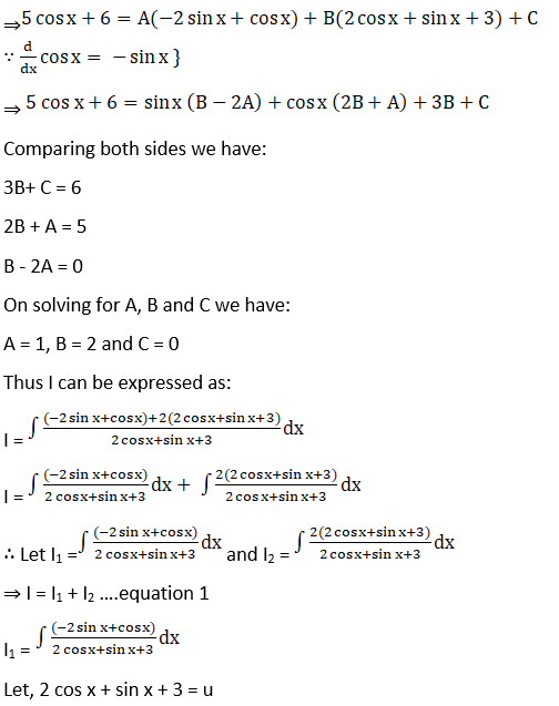 RD Sharma Solutions for Class 12 Maths Chapter 19 Indefinite Integrals Image 425