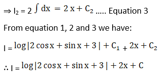 RD Sharma Solutions for Class 12 Maths Chapter 19 Indefinite Integrals Image 427