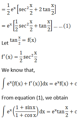 RD Sharma Solutions for Class 12 Maths Chapter 19 Indefinite Integrals Image 446
