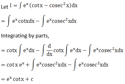 RD Sharma Solutions for Class 12 Maths Chapter 19 Indefinite Integrals Image 448