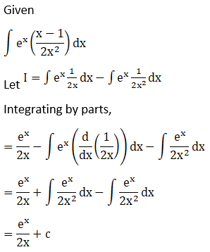 RD Sharma Solutions for Class 12 Maths Chapter 19 Indefinite Integrals Image 450