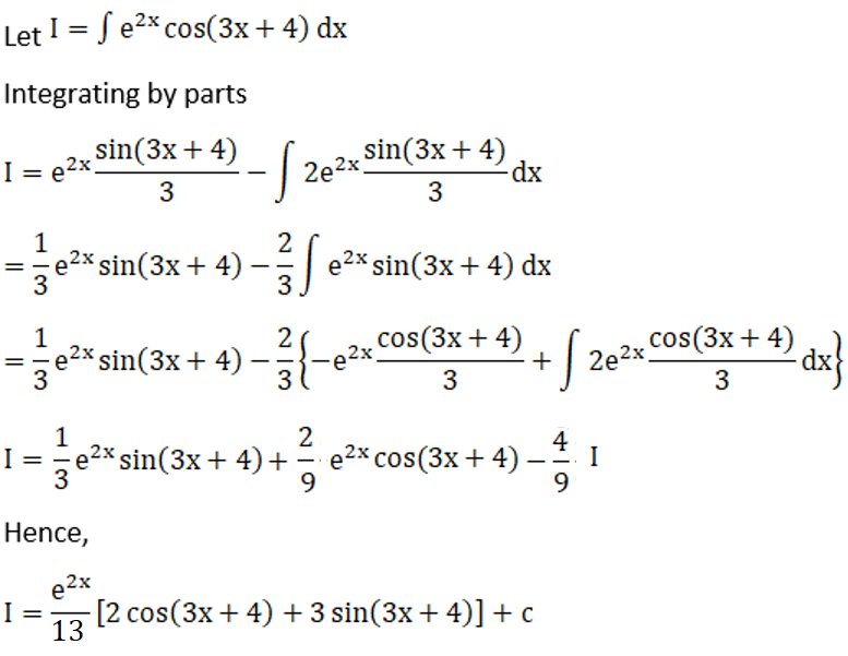 RD Sharma Solutions for Class 12 Maths Chapter 19 Indefinite Integrals Image 459