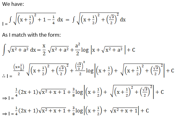 RD Sharma Solutions for Class 12 Maths Chapter 19 Indefinite Integrals Image 466