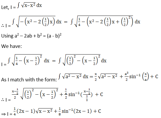 RD Sharma Solutions for Class 12 Maths Chapter 19 Indefinite Integrals Image 468