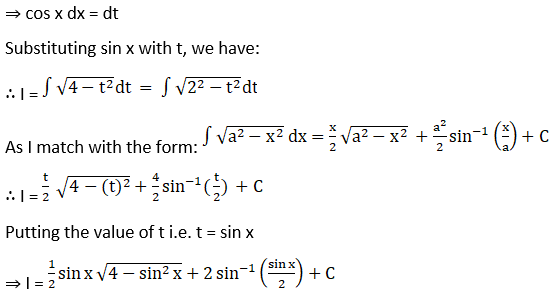 RD Sharma Solutions for Class 12 Maths Chapter 19 Indefinite Integrals Image 474