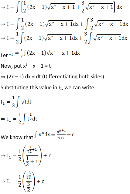 RD Sharma Solutions for Class 12 Maths Chapter 19 Indefinite Integrals Image 477