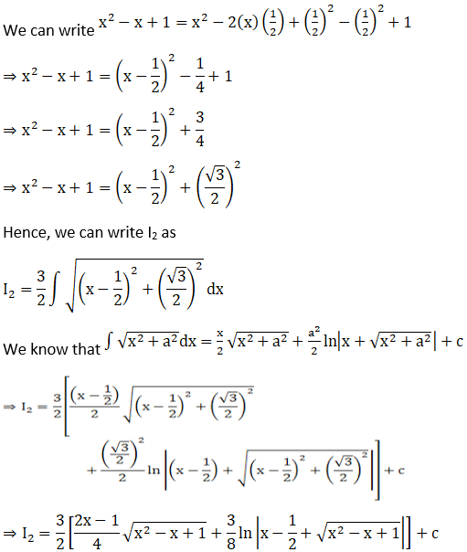 RD Sharma Solutions for Class 12 Maths Chapter 19 Indefinite Integrals Image 479