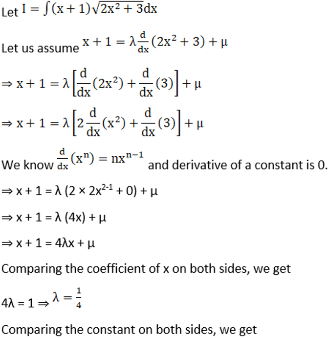 RD Sharma Solutions for Class 12 Maths Chapter 19 Indefinite Integrals Image 482