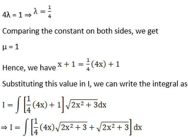 RD Sharma Solutions for Class 12 Maths Chapter 19 Indefinite Integrals Image 483