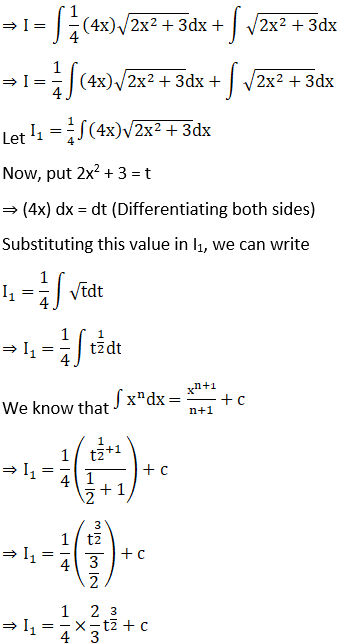 RD Sharma Solutions for Class 12 Maths Chapter 19 Indefinite Integrals Image 484
