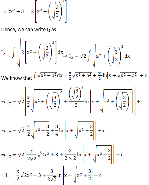 RD Sharma Solutions for Class 12 Maths Chapter 19 Indefinite Integrals Image 486