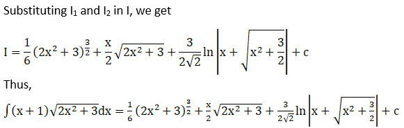 RD Sharma Solutions for Class 12 Maths Chapter 19 Indefinite Integrals Image 487