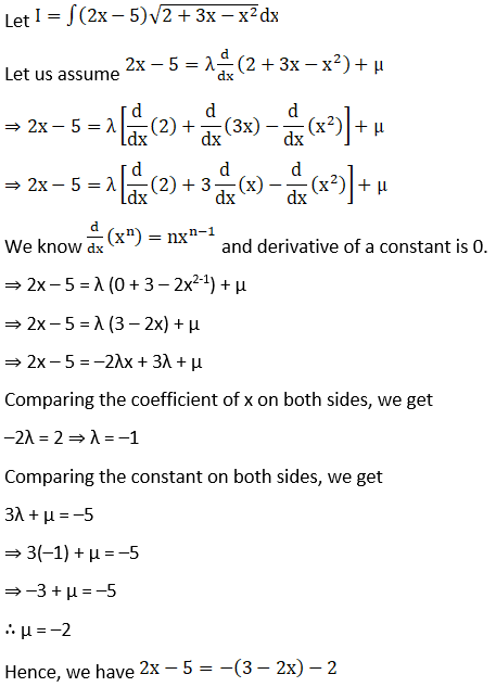 RD Sharma Solutions for Class 12 Maths Chapter 19 Indefinite Integrals Image 489