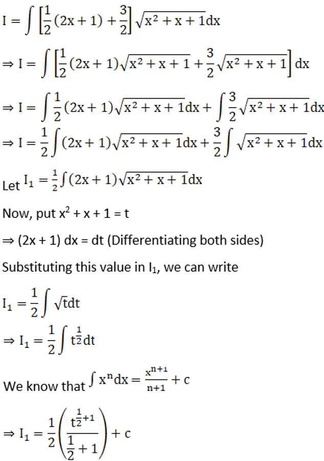 RD Sharma Solutions for Class 12 Maths Chapter 19 Indefinite Integrals Image 498