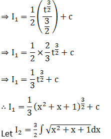 RD Sharma Solutions for Class 12 Maths Chapter 19 Indefinite Integrals Image 499
