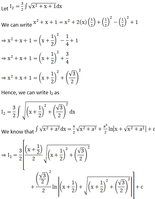 RD Sharma Solutions for Class 12 Maths Chapter 19 Indefinite Integrals Image 500