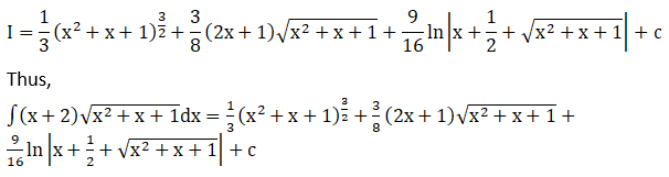 RD Sharma Solutions for Class 12 Maths Chapter 19 Indefinite Integrals Image 502