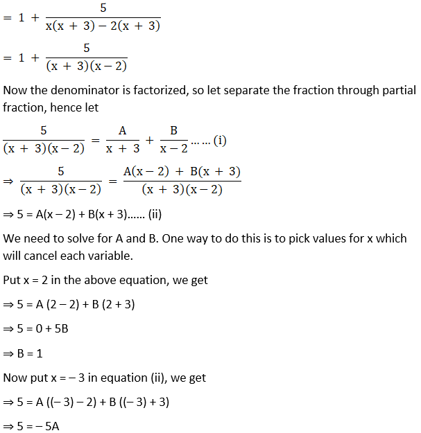 RD Sharma Solutions for Class 12 Maths Chapter 19 Indefinite Integrals Image 516