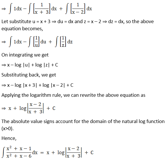 RD Sharma Solutions for Class 12 Maths Chapter 19 Indefinite Integrals Image 518