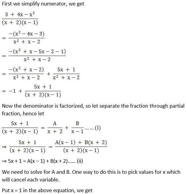 RD Sharma Solutions for Class 12 Maths Chapter 19 Indefinite Integrals Image 520
