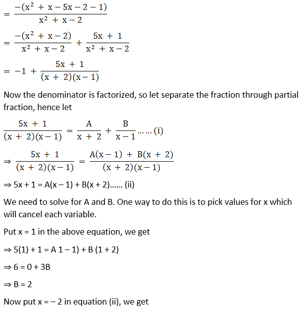 RD Sharma Solutions for Class 12 Maths Chapter 19 Indefinite Integrals Image 521