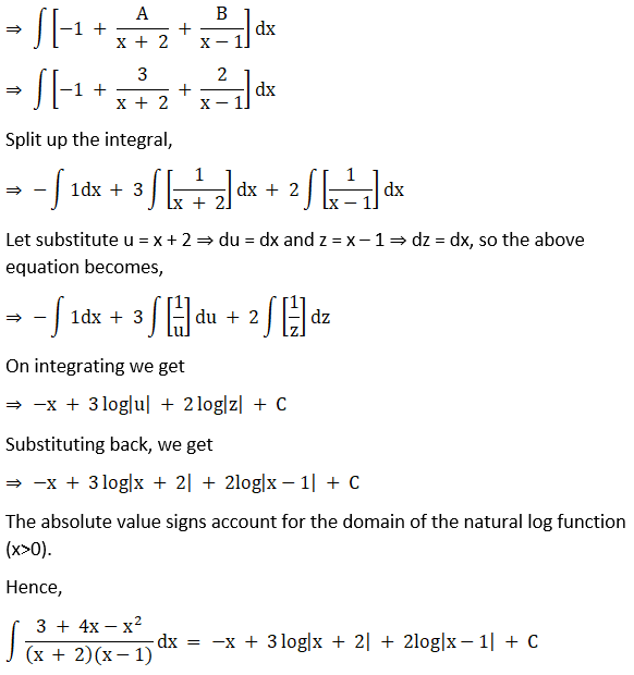 RD Sharma Solutions for Class 12 Maths Chapter 19 Indefinite Integrals Image 523