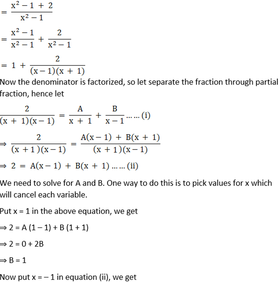 RD Sharma Solutions for Class 12 Maths Chapter 19 Indefinite Integrals Image 526