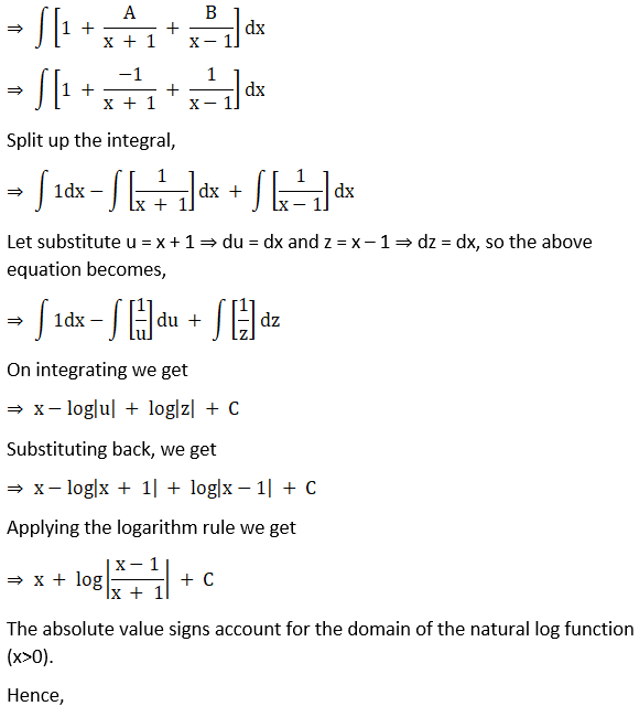 RD Sharma Solutions for Class 12 Maths Chapter 19 Indefinite Integrals Image 528