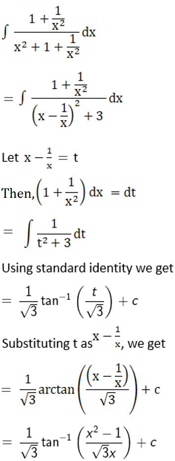 RD Sharma Solutions for Class 12 Maths Chapter 19 Indefinite Integrals Image 531