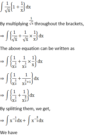 RD Sharma Solutions for Class 12 Maths Chapter 19 Indefinite Integrals Image 54