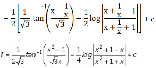 RD Sharma Solutions for Class 12 Maths Chapter 19 Indefinite Integrals Image 541