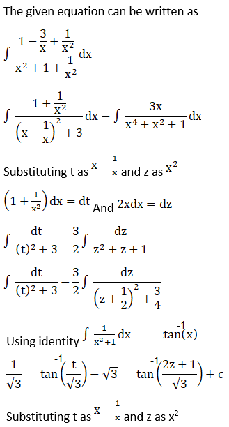 RD Sharma Solutions for Class 12 Maths Chapter 19 Indefinite Integrals Image 543