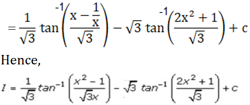 RD Sharma Solutions for Class 12 Maths Chapter 19 Indefinite Integrals Image 544