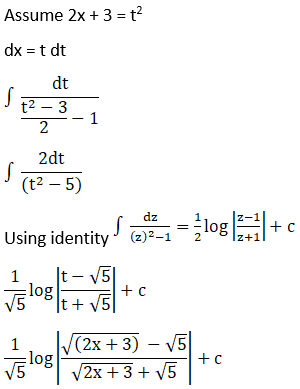 RD Sharma Solutions for Class 12 Maths Chapter 19 Indefinite Integrals Image 548
